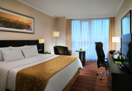 ресторан Отель Marriott Courtyard Pushkin Hotel, 4*