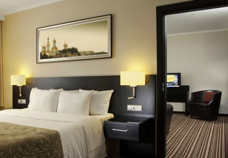 фотографии Отель Marriott Courtyard Pushkin Hotel, 4*